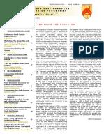 SEESP Newsletter, Issue 2, July 2004