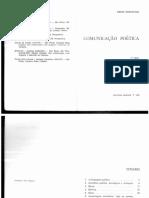 O Que E Comunicacao Poetica - Decio Pignatari.pdf