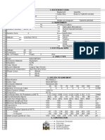 Power Cable Datasheet