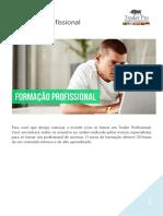 Formação Profissional - CURSO COMPLETO - trading