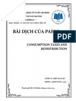 B_i D_ch Paper 4 Consumption Taxes and Redistribution (Nh_m 1)