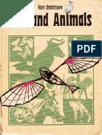 Man and Animals Yuri Dmitriyev
