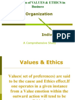 Values Ethics