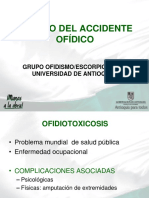 Accidente Ofídico DSSA.F