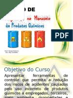 Segurança Produtos Quimicos