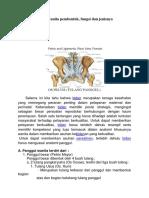 Anatomi Panggul Wanita Pembentuk