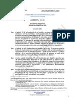 Codificacion Acuerdo No 382-11