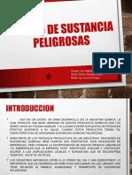 s.peligrosa Power 1 Presentacion
