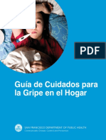 Flu Home Care Guide.spanISH