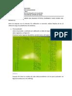 Informe de Calibracion de Balanza de Despacho