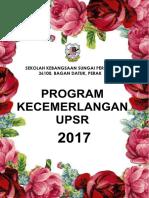 Pelan Taktikal Kecemerlangan UPSR 2016