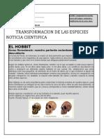 GUIA 9 Transformacion de Las Especies