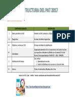 ESTRUCTURA DE PAT 2017.pdf