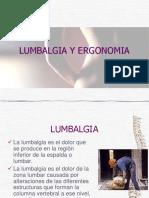 Lumbalgia y Ergonomia Scrip