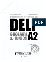 DELF A2 Scolaire Et Junior