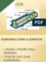 Generator (Alternator)