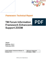 TR244 TMF Inform Framework Enhance ZOOM R15.0.1