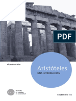 VIGO_Aristóteles. Una introducción