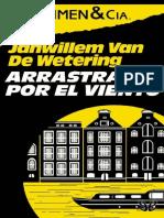 Arrastrado por el Viento - Janwillem Van de Wetering.pdf