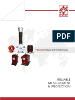 Catalogue Pragati Instrument transformer