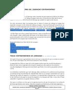 Unidad I. 07. Clase No.1 Funciones Del Liderazgo Contemporaneo Julio 2017