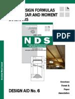 AWC-DA6-Beam Formula.pdf