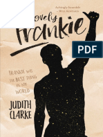 My Lovely Frankie by Judith Clarke Excerpt