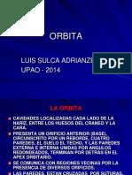 LA ORBITA.ppt