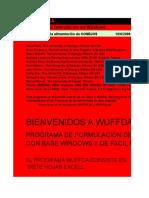 WUFFDA Conejo Español V1.3