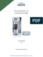 Manual k11mk4 En