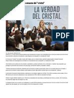 "09-02-17 Arranca lucha contra consumo del  ""cristal"". -El Imparcial"