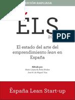 Emprendimiento Lean Startup EspanŞa 2014 (1)