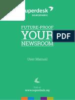 Super Desk Master Manual