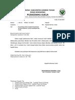 Surat Pndataan SISWA BIAS