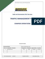 Patrick Dampier Wharf Traffic Management Plan Rev 0 for Use