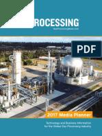 Gas Processing Media Planner 2017