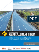 Brochur Road Development in India August2017