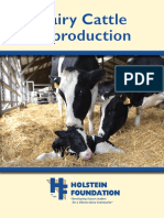 Dairy Cattle Reproduction
