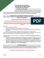 PLA Anti Bribery and Corruption Policy [17 Dec 13]