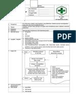 Sop 01 IK Pra Pelayanan Unit Pendaftaran & Kasir