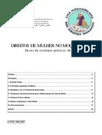 DIREITOS DE MULHER NO MOÇAMBIQUE.pdf