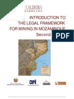 Introdução ao Quadro Legal sobre o sector Mineiro em Moçambique - Segunda Edição.pdf