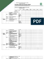 9.1.1.4 Form Pengumpulan Data Analisis Monitoring