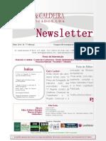 SAL Caldeira Newsletter n 77