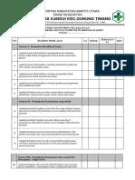 9.1.1.8 Form Monitoring Pelaksanaan