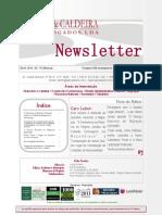 SAL Caldeira Newsletter n 76