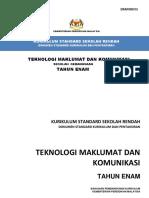 DSKP KSSR TEKNOLOGI MAKLUMAT & KOMUNIKASI Tahun 6.pdf