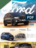 Broschuere Ford Kuga