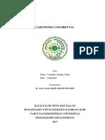Cover REFERAT CA Colon