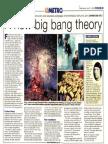 Metro - A New Big Bang Theory